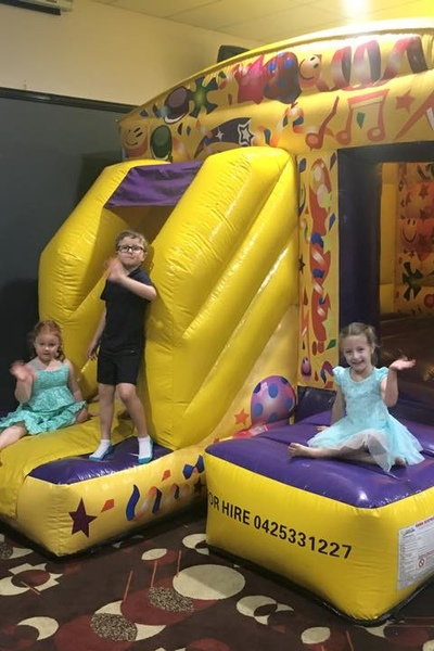 Hire in a Jumping Castle
