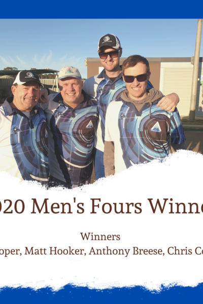 Men's Club Fours 2020
