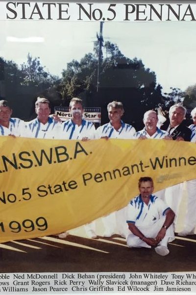 1999 No5 State Pennant